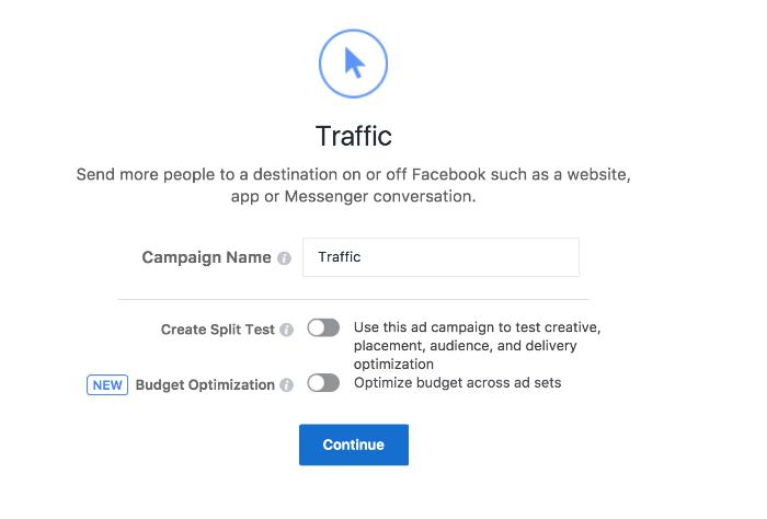 Facebook Campaigns Budget Optimization